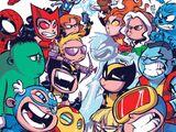 Gigantesca Pequena Marvel: VVX Vol 1 1