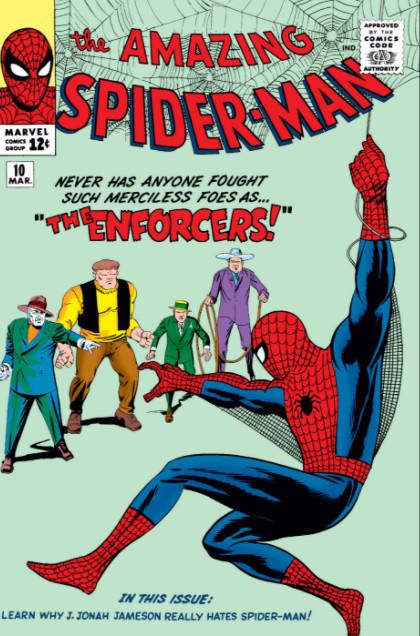 O Espantoso Homem-Aranha Vol 1 10