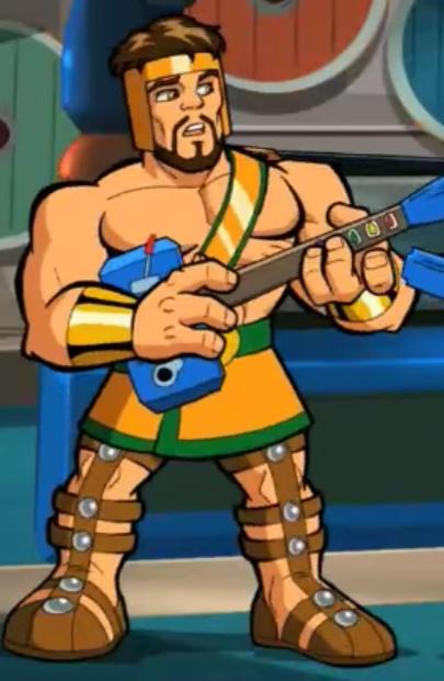 Hercules (Tierra-91119)