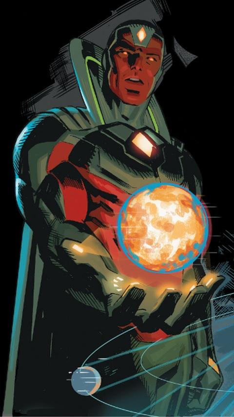 Visão (Terra-616)/Galeria