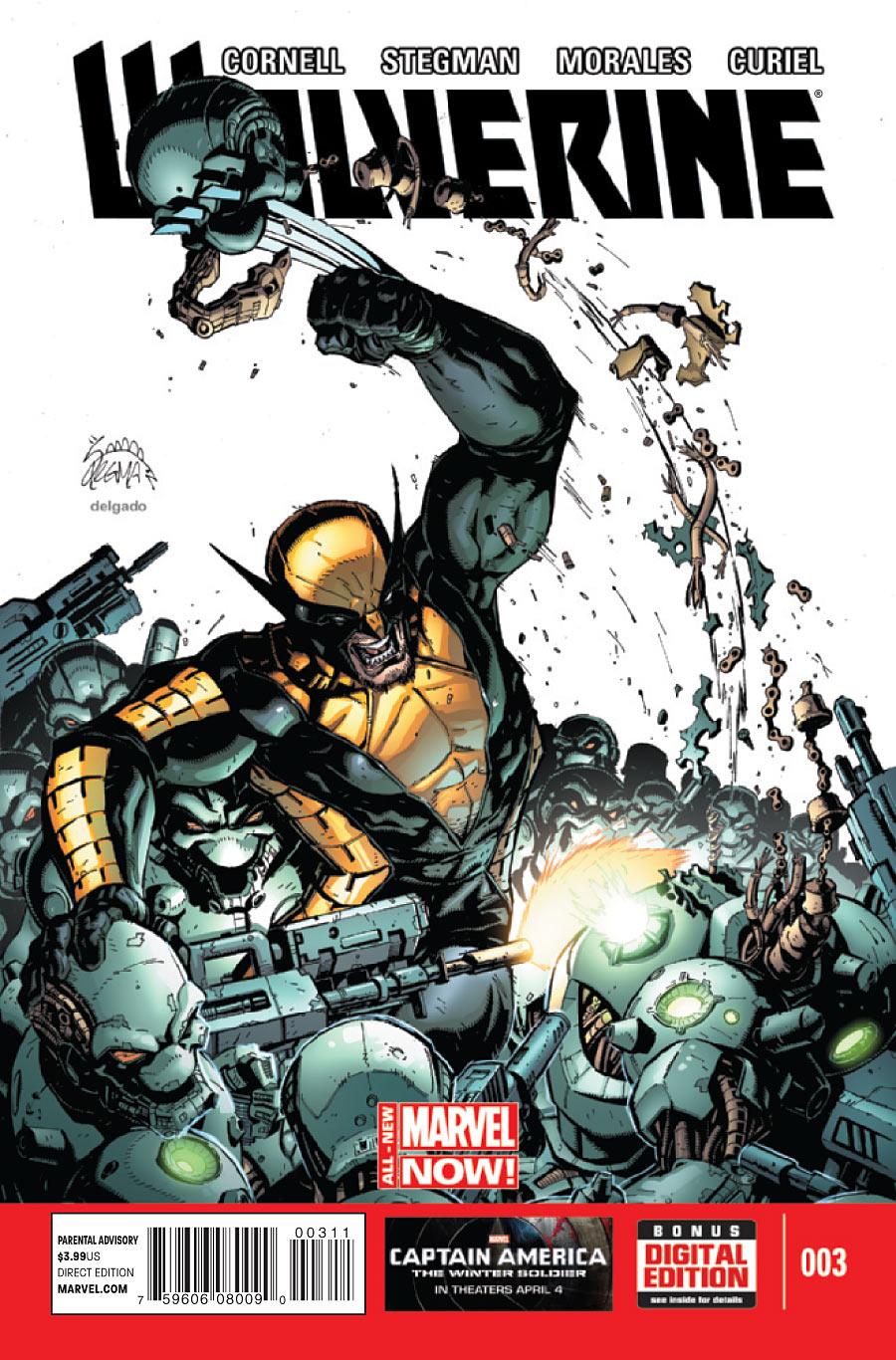Wolverine Vol 6 3