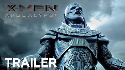 The War Knight/Primer trailer de X-Men: Apocalipsis