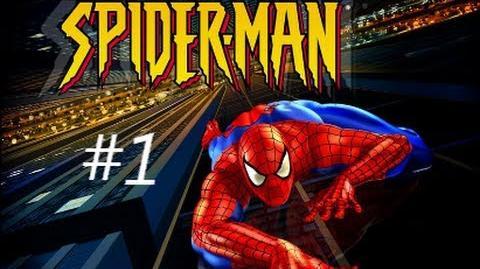¿Como es el juego de Spider-Man(Videojuego de 2000)?