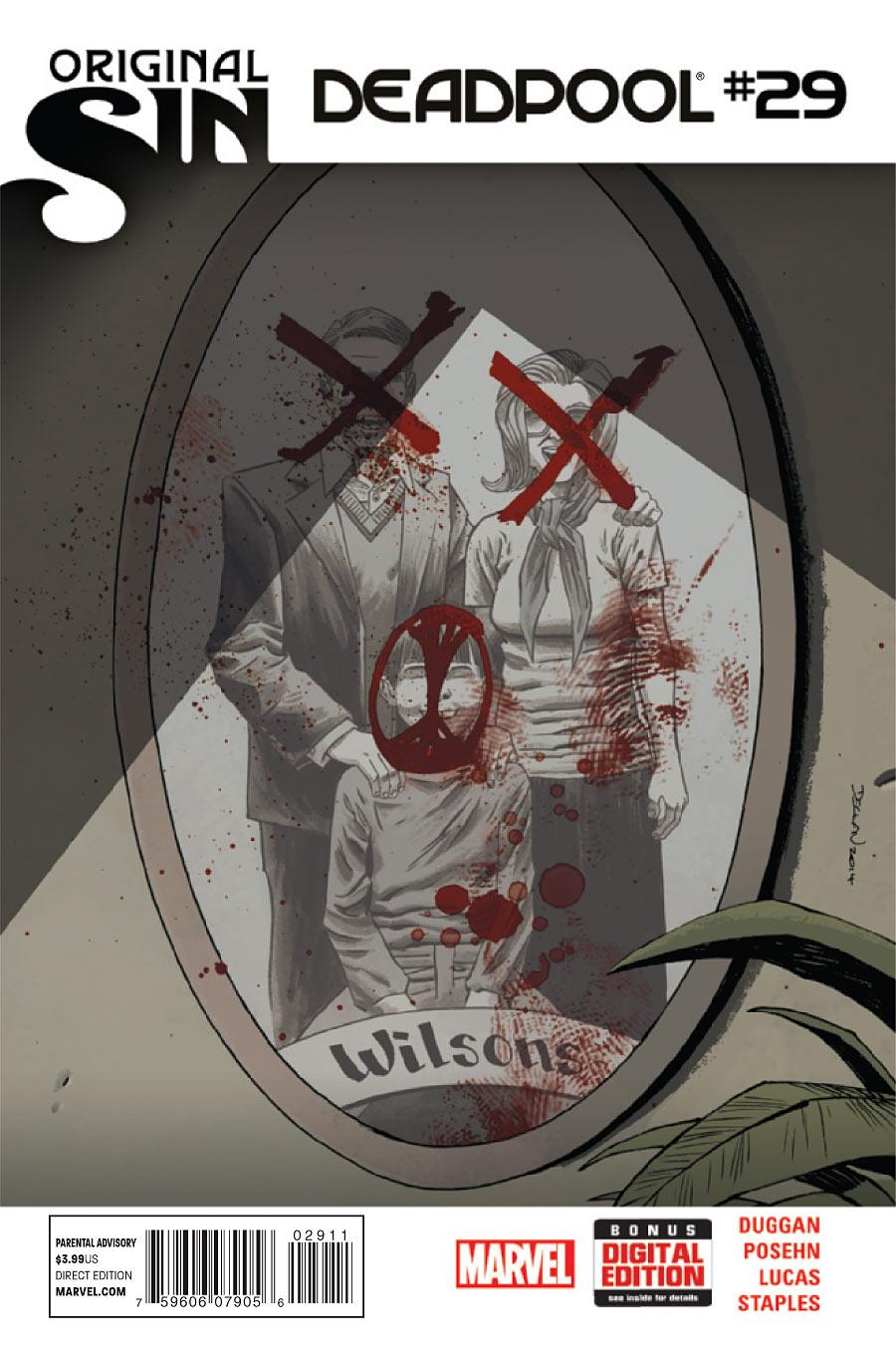 Deadpool Vol 3 29