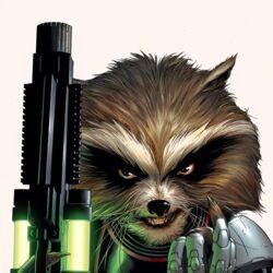 Rocket Raccoon (Tierra-616)
