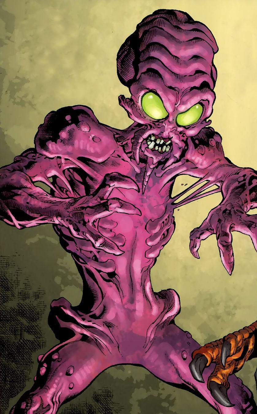 James Marks (Tierra-616)