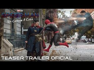Spider-Man- Sin Camino a Casa - Teaser Tráiler Oficial - Marvel Studios