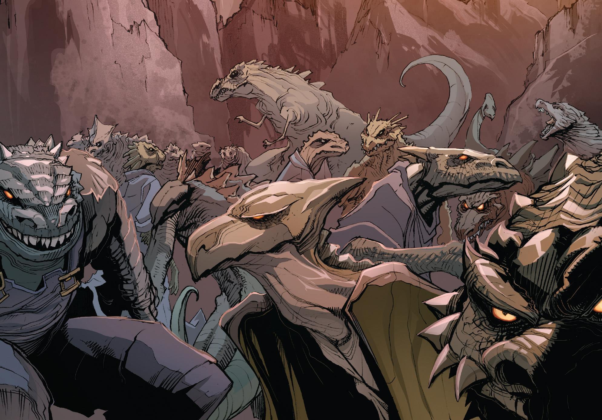 Povo-Dinossauro (Terra-616)
