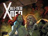 Novíssimos X-Men Vol 1 9