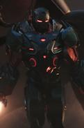 James Rhodes (Earth-199999) from Avengers Endgame 003