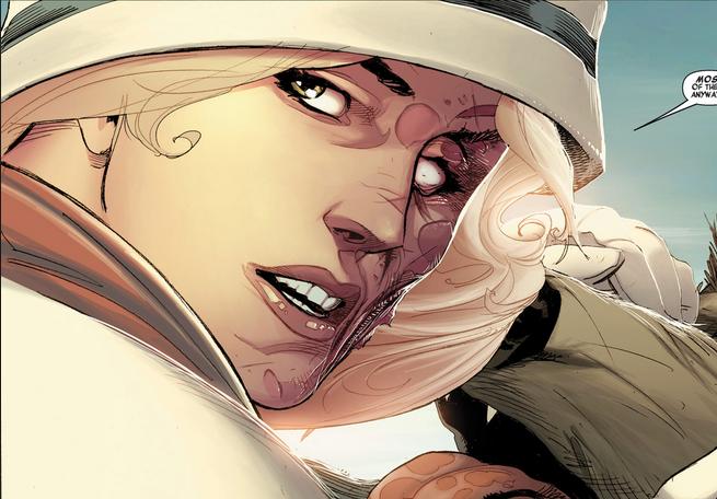 Clara Creed (Tierra-616)