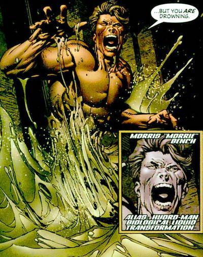 Morris Bench (Tierra-616)
