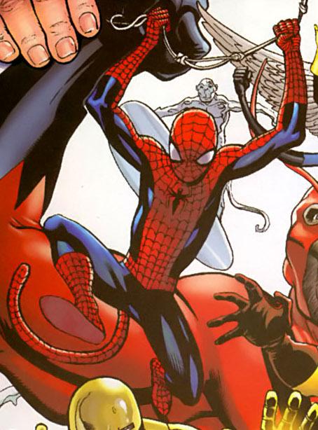 Peter Parker (Tierra-8101)