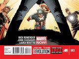Uncanny Avengers Vol 1 3