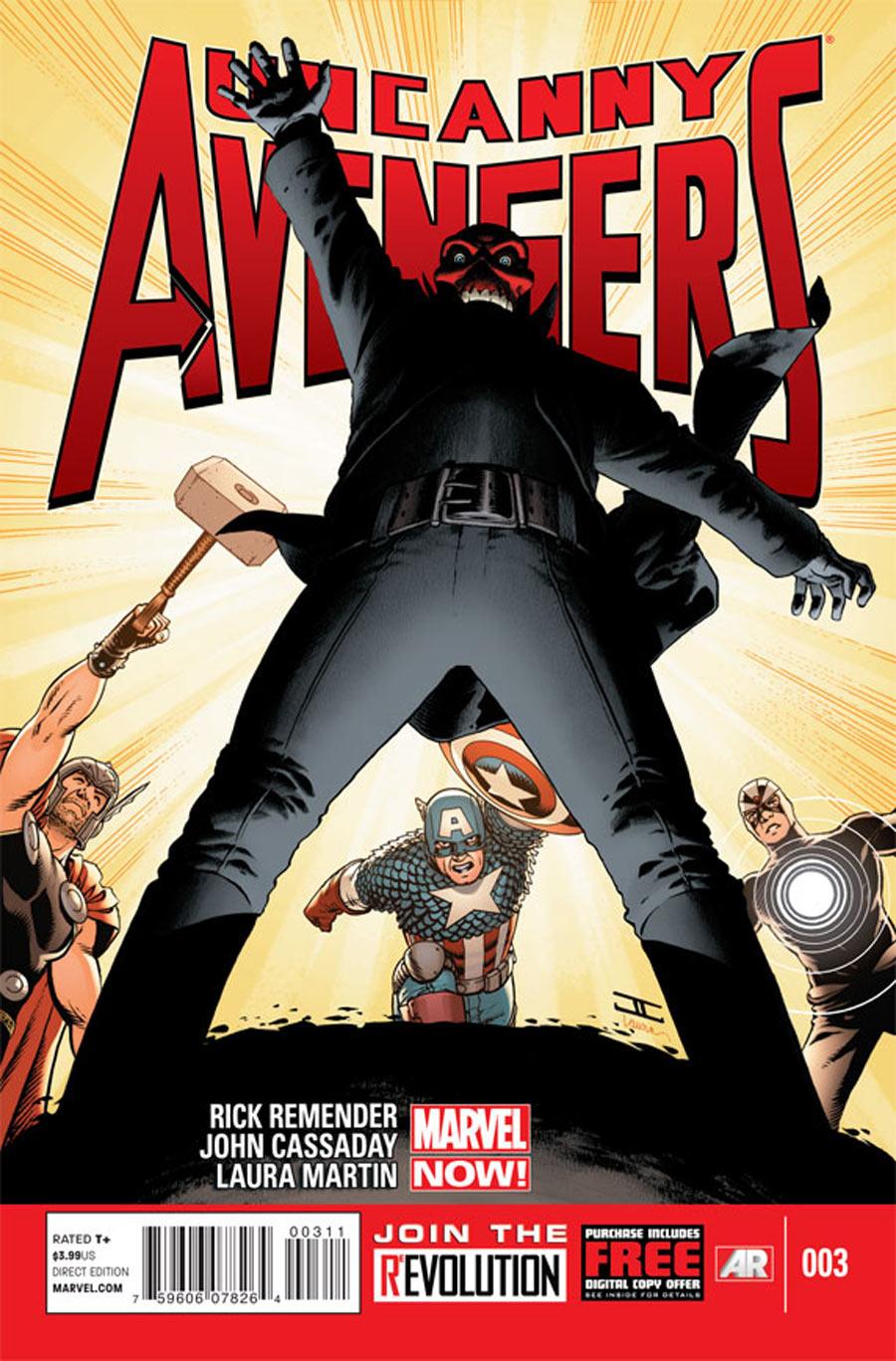 Fabulosos Vingadores Vol 1 3