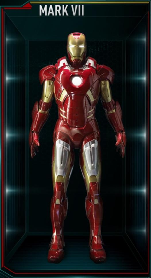 Armadura de Iron Man MK VII (Tierra-199999)