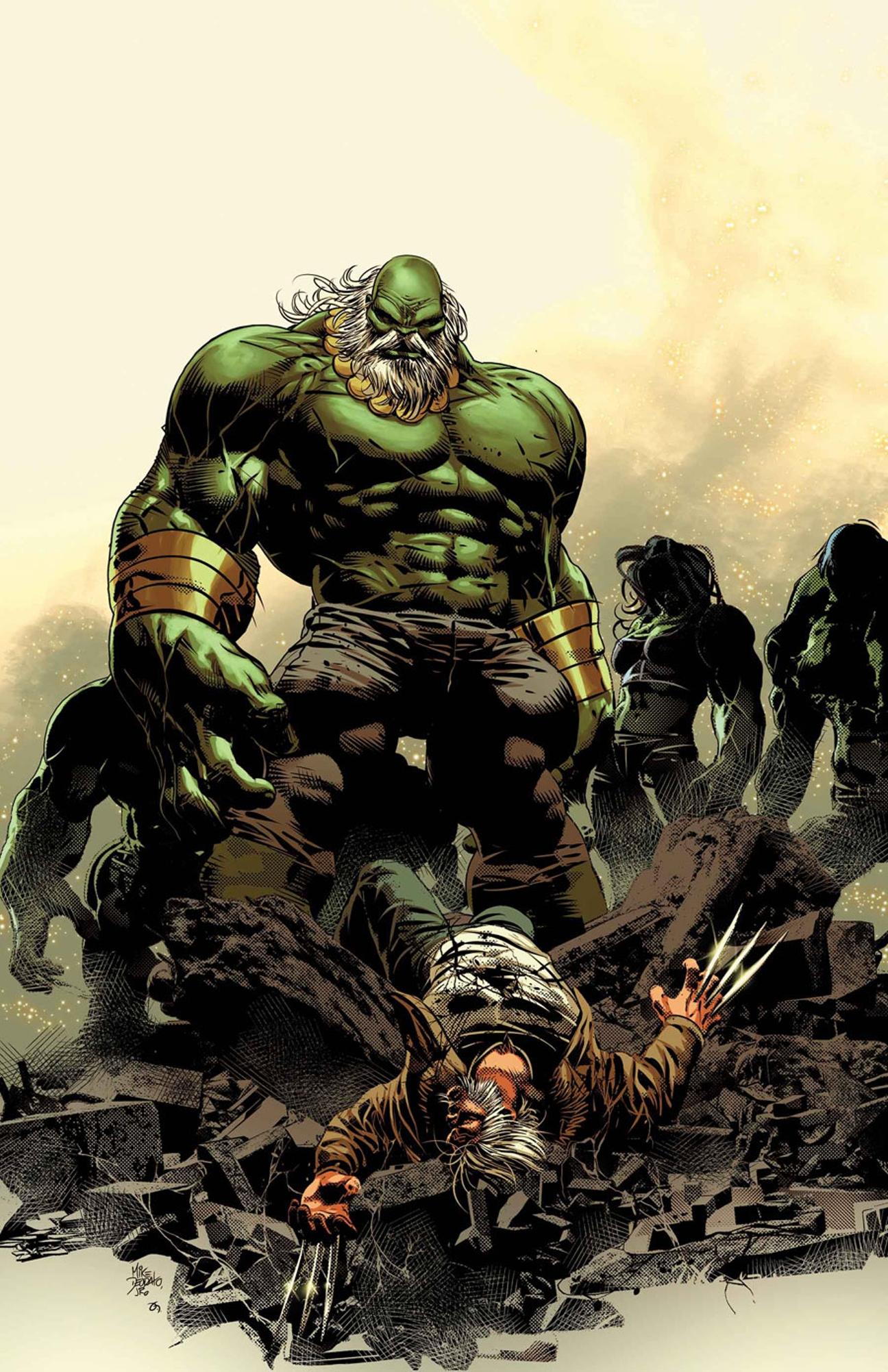 Gangue Hulk (Terra-807128)
