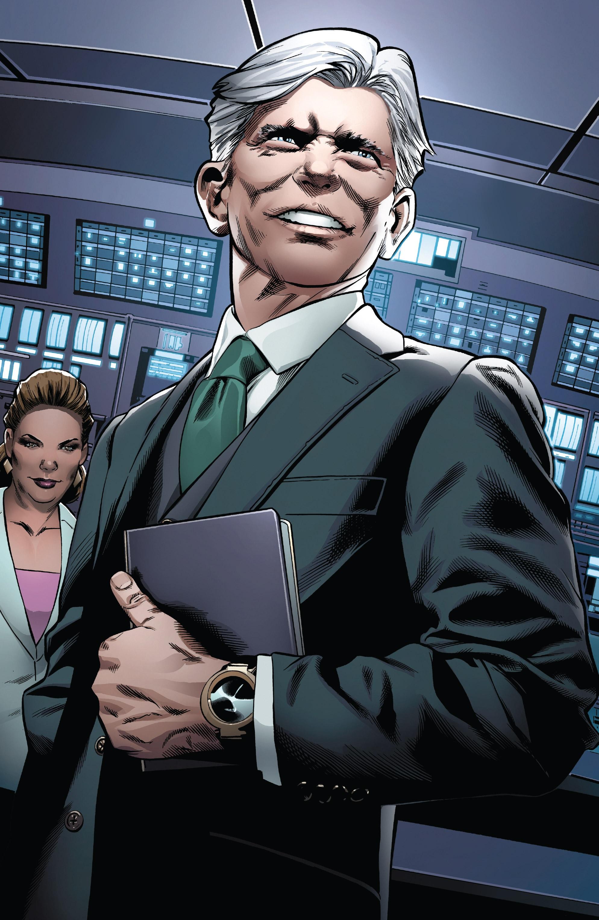 William Stryker (Tierra-616)