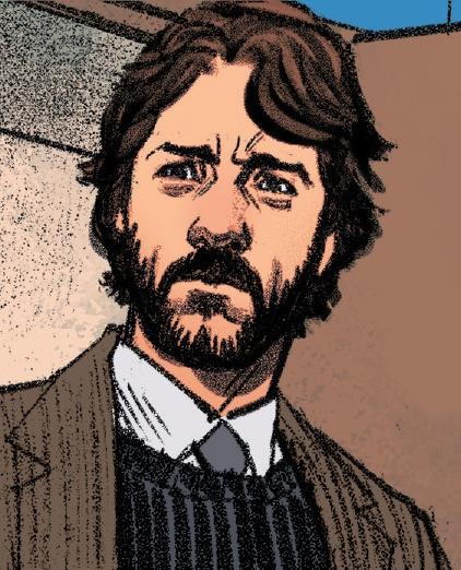 Elias Spector (Tierra-616)