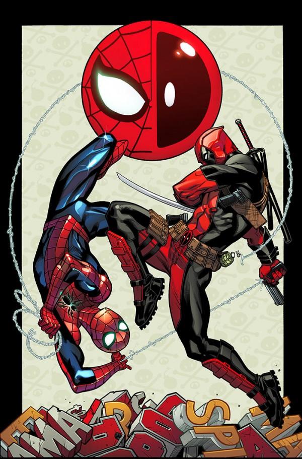 Jano mix/Joe Kelly y Ed McGuinness regresan para un nuevo comic de Deadpool