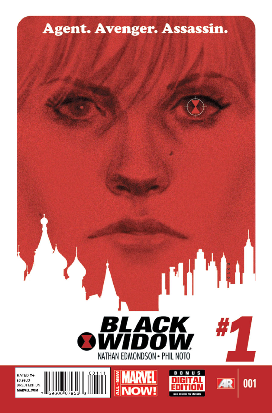 Black Widow Vol 5 1