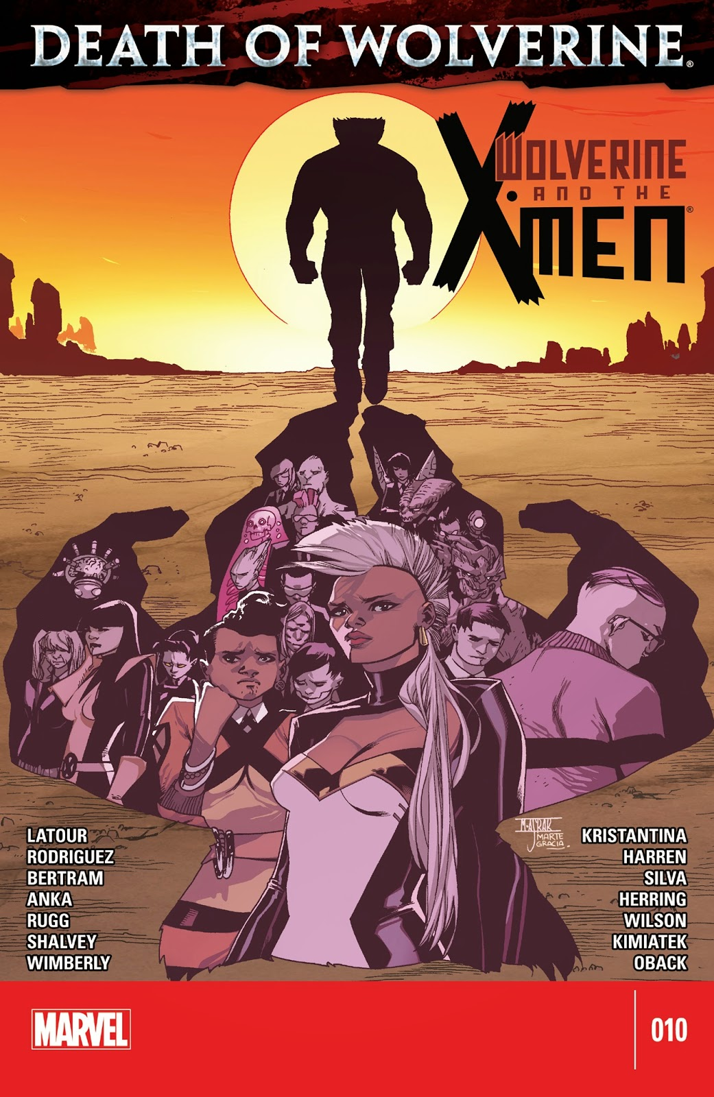 Wolverine e os X-Men Vol 2 10