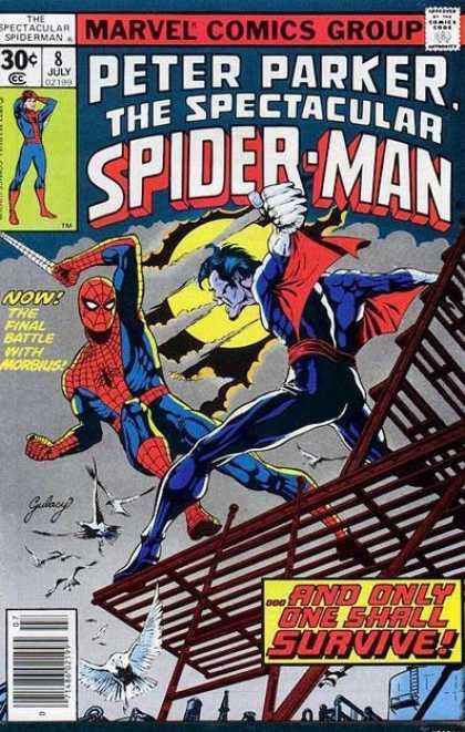 Peter Parker, O Espetacular Homem-Aranha Vol 1 8