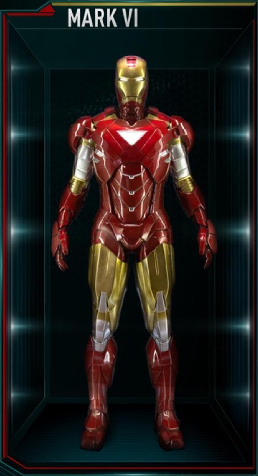 Armadura de Iron Man MK VI (Tierra-199999)