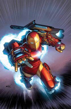 Invincible Iron Man Vol 2 2 Textless.jpg