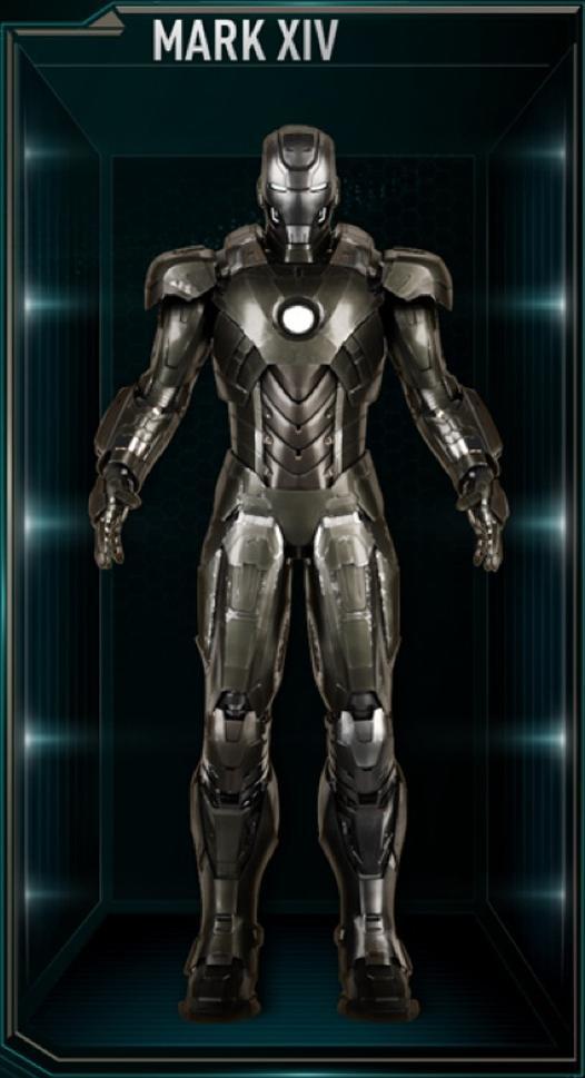 Armadura de Iron Man MK XIV (Tierra-199999)