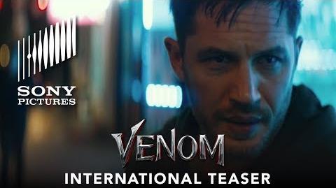 VENOM - International Teaser Trailer