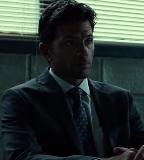 Detective Blake (Tierra-199999)