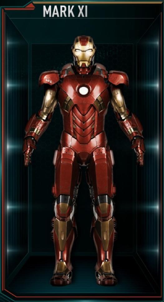 Armadura de Iron Man MK XI (Tierra-199999)