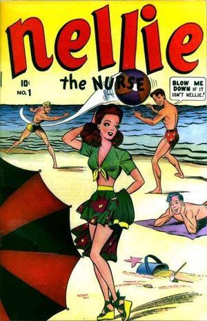 Nellie The Nurse Nº 1