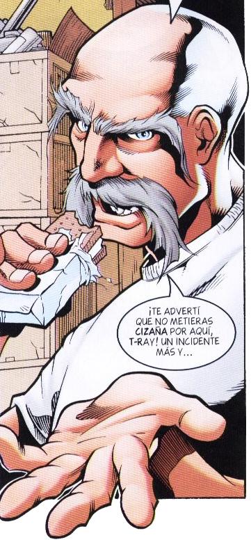 Bob Stirrat (Tierra-616)