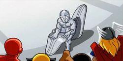 Slver Surfer y los demas miembros.jpg