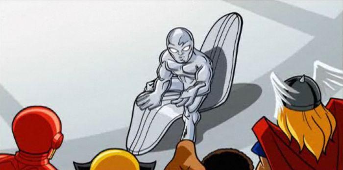 Este Silver, Este Surfer