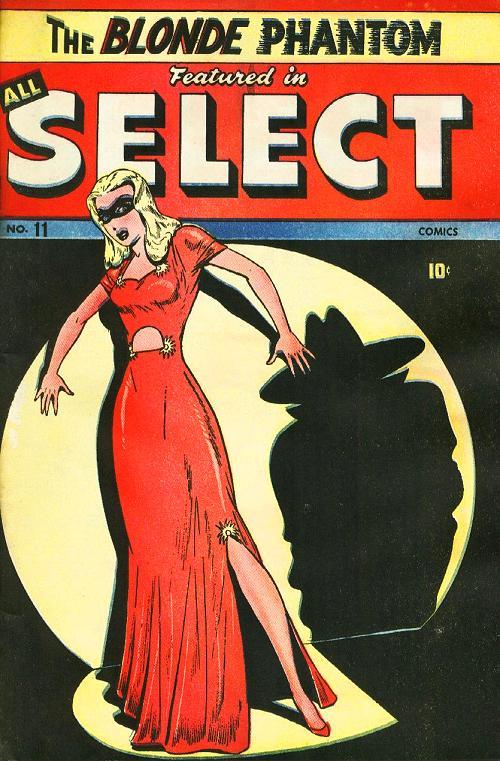 All Select Comics Nº 11