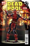 Deadpool Vol 3 34A