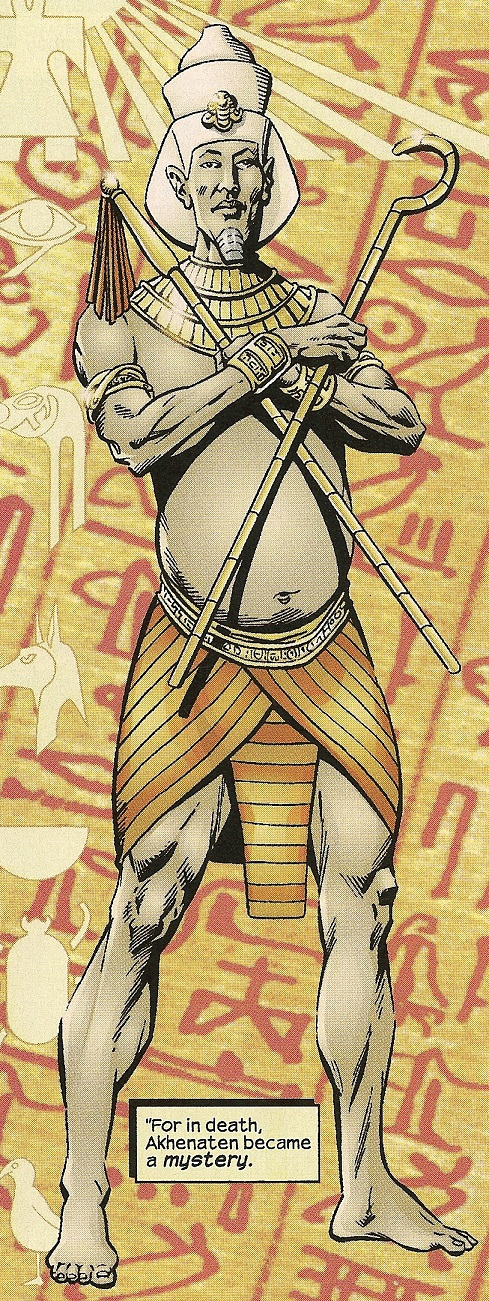 Amenhotep IV (Terra-616)