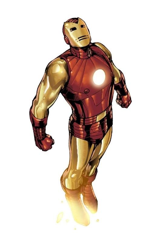 Armadura do Homem de Ferro Modelo 2