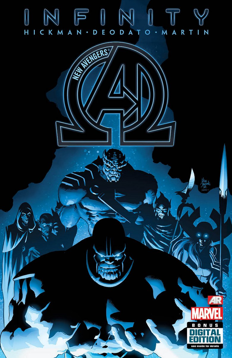 New Avengers Vol 3 9