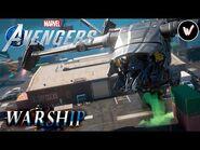 Линкор - WARSHIP - Marvel's Avengers