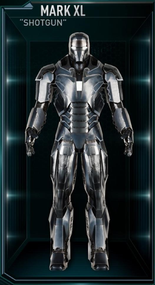 Armadura de Iron Man MK XL (Tierra-199999)
