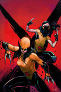 X-Men Red Vol 1 1 Fried Pie Exclusive Variant Textless