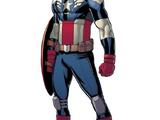 Samuel Wilson (Tierra-616)