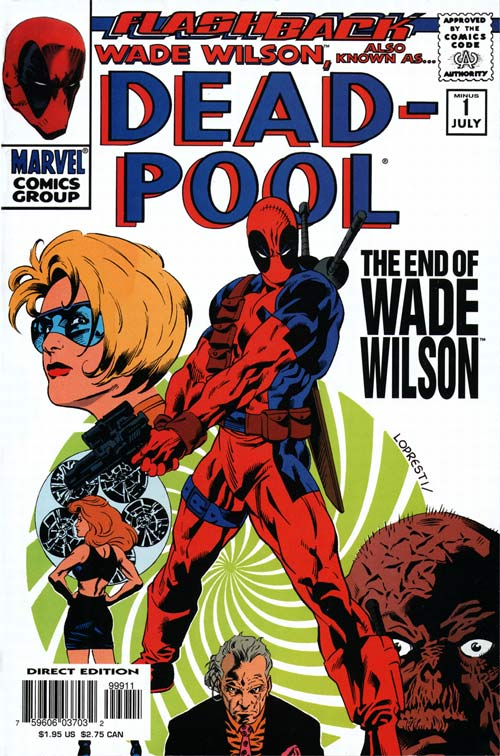 Deadpool Vol 1