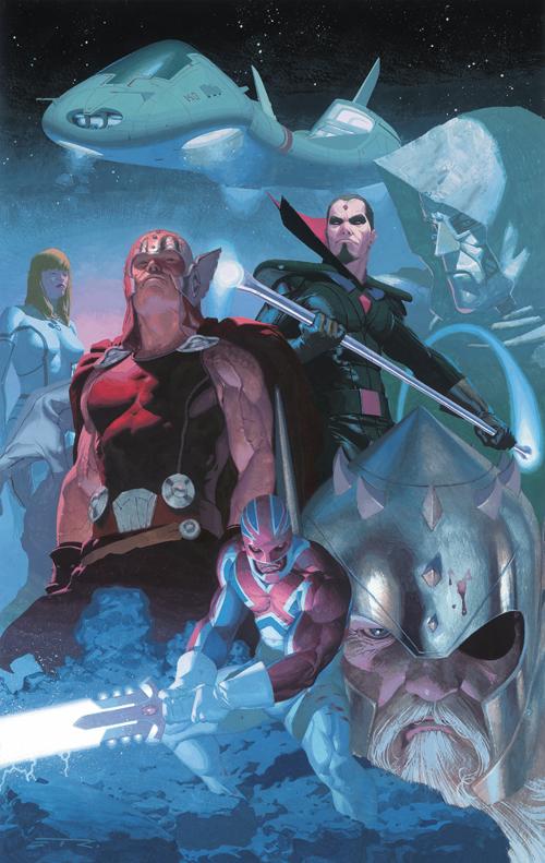 Thor Odinson (Terra-81518)