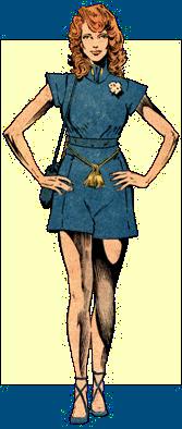 Elizabeth Ross (Tierra-616)
