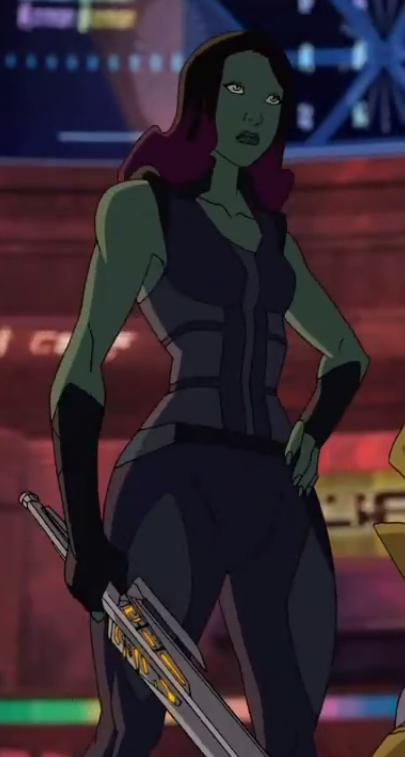 Gamora (Tierra-12041)